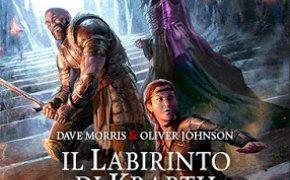 Blood Sword - Il labirinto di Krarth [librogame]