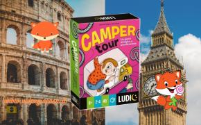 Camper Tour: tutti in viaggio per l'Europa
