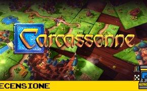 Carcassonne: Tiles & Tactics – Recensione