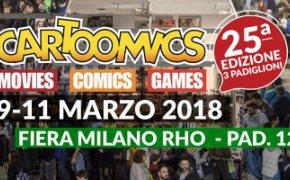 Cartoomics 2018 – i giochi da tavolo provati