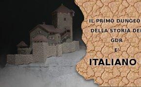 Il primo dungeon della storia dei gdr è italiano !