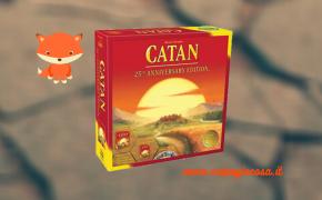 Catan per 2 giocatori: riscoprirlo per il 25° anniversario