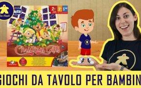 Christmas Gifts – Gioco da Tavolo per Bambini 3+ anni – Chicco