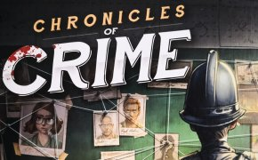 """Chronicles of Crime + espansioni: """"Noir"""" e """"Welcome to Redview"""""""