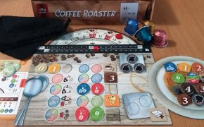 [Recensione] COFFEE ROASTER - Alla Ricerca dell'Aroma Perfetto