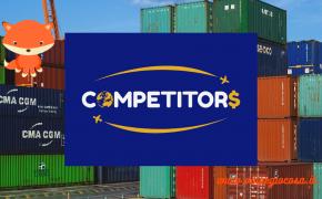 Competitors: consegna merci in tutto il mondo