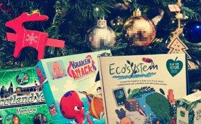 Consigli per un Natale Ludico per i nostri bambini