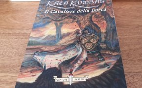 Kata Kumbas, Il Cavaliere della Porta LIBROGAME