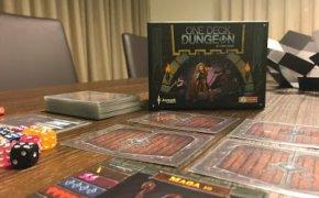 [Solo sul mio tavolo] One Deck Dungeon