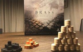 [Solo sul mio tavolo] Brass: Birmingham