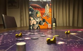 [Solo sul mio tavolo] Kepler-3042