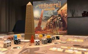 [Solo sul mio tavolo] Tekhenu: Obelisco del Sole