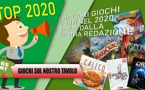 [Guida] La Top10 delle Uscite in Italia - 2020