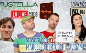 LA LIVE #008 – 30/11/2020 – Ospite Marcello Bertocchi XV Games – Mijnlieff