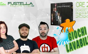 Puntata #60 – 17/08/2020 – Android: Mainframe, Giochi Lavabili