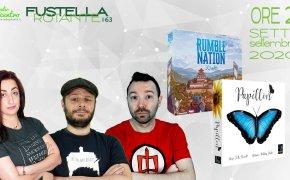 Puntata #63 – 07/09/2020 – Papillon, Rumble Nation