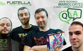 Puntata #31 – 27/01/2020 – Q&A con Mario Cortese