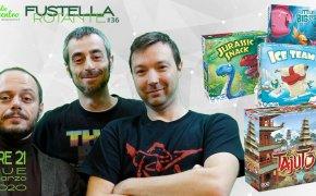 Puntata #36 – 02/03/2020 – Tajuto, Jurassic Snack, Ice Team, Little Big Fish