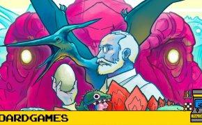 Dinosaur Island – Impressioni di gioco