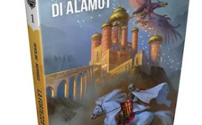 [Librogame] La Fortezza di Alamut