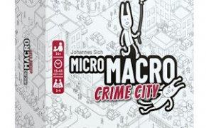 [Recensione] MicroMacro Crime City