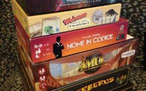 I 7 giochi per 7 giocatori del mio capodanno