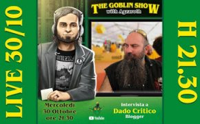 Live 30/10 a The Goblin Show
