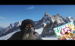 Torinese 46enne ammazza zombie a 3466 metri [Punta Helbronner]
