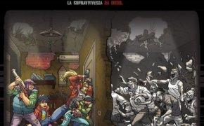 Deadland – Recensione gioco in scatola e fumetto