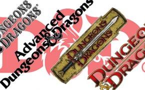 Le sette fasi storico-stilistiche di Dungeons & Dragons