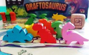 [Recensione] Draftosaurus - Quando l'Uomo Creò i Dinosauri