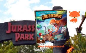 Draftosaurus: il vostro parco nel Giurassico