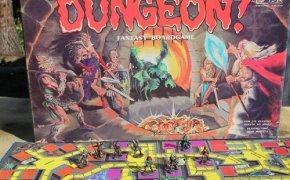 Dungeon!, 1975 Before Heroquest