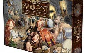 Dwarfest (Il Barone Games – Raven Distribution) la recensione