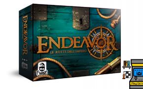 Endeavor: Le Rotte dell'Impero – Recensione