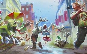 Escape: Zombie City – Unboxing
