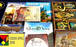 Essen Spiel 2019 – Acquisti Giochi da Tavolo