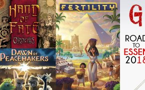 Road to Essen #05 : Fertility – Hand of Fate: Ordeals – Dawn of Peacemakers
