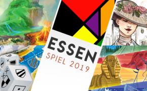 Essen 2019 – Filler – #1