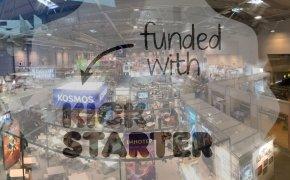 Kickstarter finanziabili durante lo SPIEL18