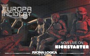 The Europa Incident su Kickstarter