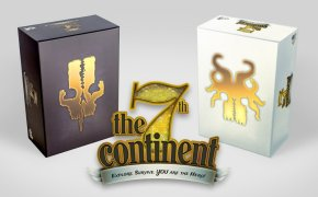 The 7th Continent: diario dal nuovo mondo 1