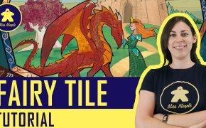 Fairy Tile Tutorial – Gioco da Tavolo – Novità Lucca Comics&Games 2018