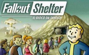 Fallout Shelter Il gioco da Tavolo