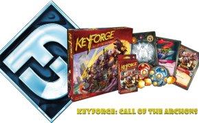 Keyforge, il nuovo gioco di Richard Garfield