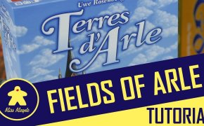 Fields of Arle Tutorial – Giochi per Due – La ludoteca #53
