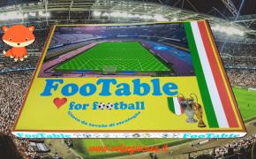 FooTable: un gioco che vi porterà in campo