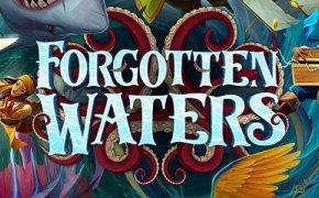 Forgotten Waters, navigare tra le pagine azzurre di un libro