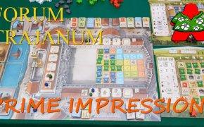 Forum trajanum – Prime impressioni
