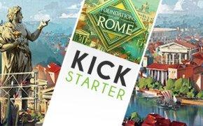Foundations of Rome, costruisci la Città Eterna